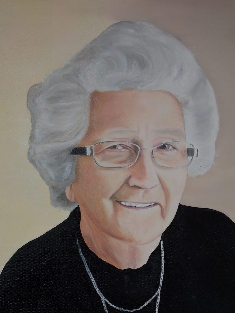 Barbara Austin M.B.E
