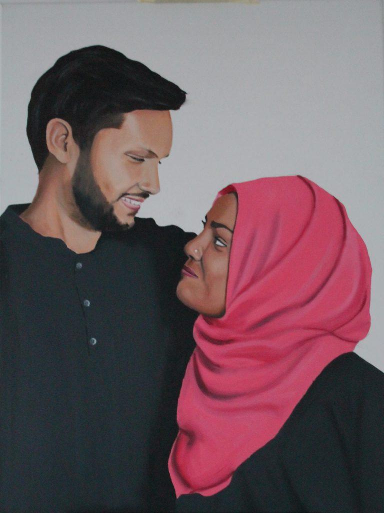 Nadiya and Abdal