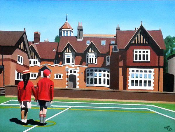Oakhyrst Grange