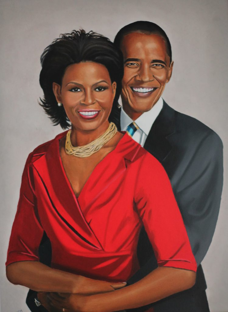 The President and First Lady