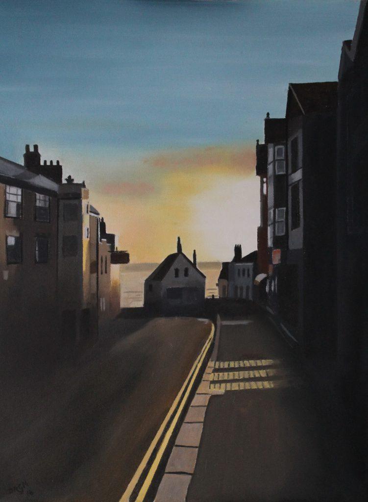 Silent Lyme Regis